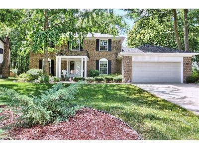 Novi Single Family Home For Sale: 21931 Sunflower Road