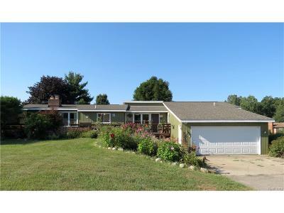Lyon Twp Single Family Home For Sale: 59301 Preston Court