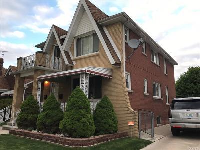 Dearborn Single Family Home For Sale: 7738 E Morrow Circle