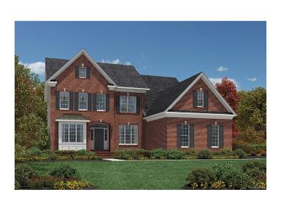 Canton Single Family Home For Sale: 50876 Silverton Way