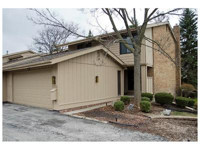West Bloomfield, West Bloomfield Twp Condo/Townhouse For Sale: 7492 Pebble Lane #120