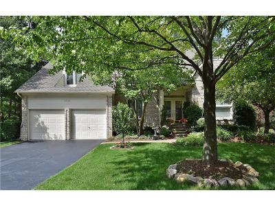 West Bloomfield, West Bloomfield Twp Condo/Townhouse For Sale: 2625 Elizabeth Lane