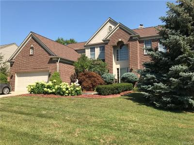 West Bloomfield, West Bloomfield Twp Single Family Home For Sale: 4658 Northridge Drive