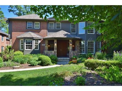 Birmingham Single Family Home For Sale: 695 Shepardbush Street