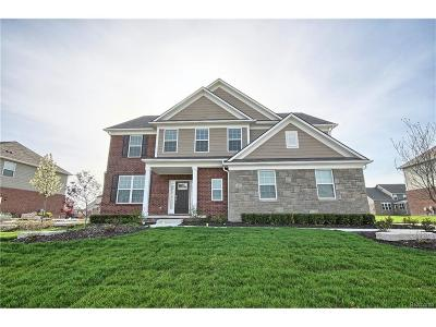 Canton Single Family Home For Sale: 5855 Northford