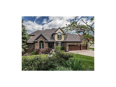 West Bloomfield, West Bloomfield Twp Single Family Home For Sale: 7064 Cedarbank Drive