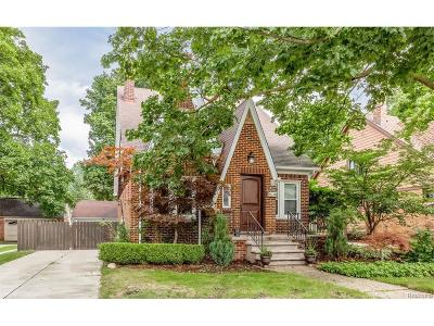 Rochester Single Family Home For Sale: 357 Linwood Avenue