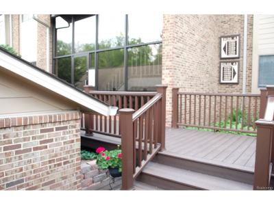 Plymouth, Plymouth Twp, Pymouth Rental For Rent: 11787 Sycamore Drive #53