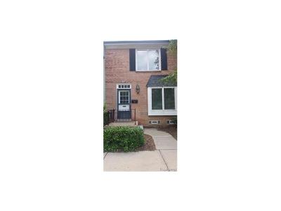 Ann Arbor Rental For Rent: 3607 Burbank Drive