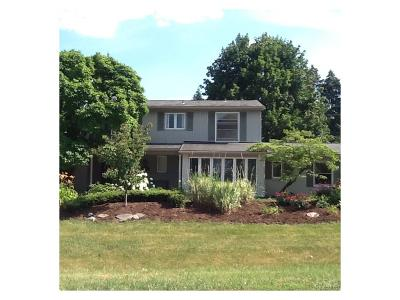 West Bloomfield Single Family Home For Sale: 3075 Hartslock Woods Drive