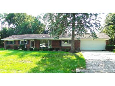 Commerce Twp Single Family Home For Sale: 1825 Hollingsworth Drive
