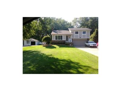 East China Twp MI Single Family Home For Sale: $199,000