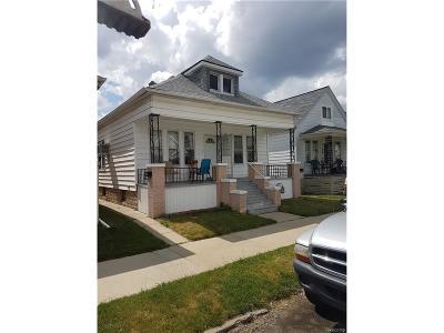 Hamtramck Single Family Home For Sale: 11697 Moran