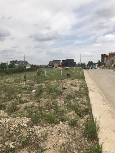 Auburn Hills Residential Lots & Land For Sale: 3923 Maple Lane
