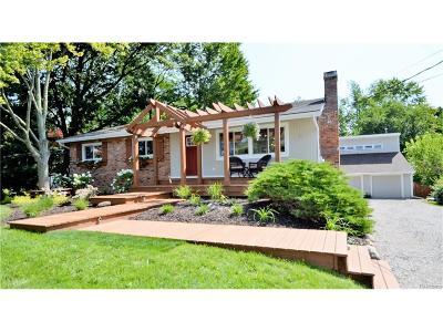 Single Family Home For Sale: 2970 Ridge Road
