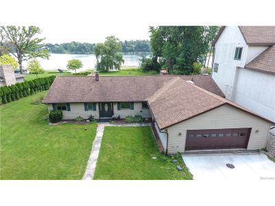 Single Family Home For Sale: 348 Gan Eden