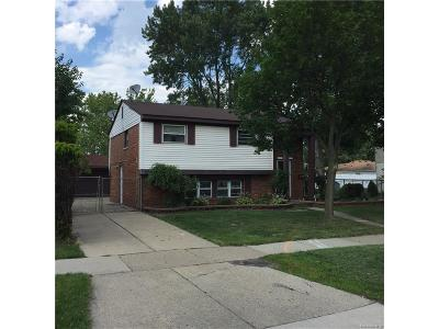 Livonia Single Family Home For Sale: 29274 Lyndon