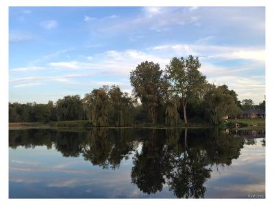 Brandon Twp Residential Lots & Land For Sale: Huff Lake Court