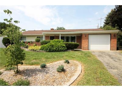 Commerce Twp Single Family Home For Sale: 4901 Halberd