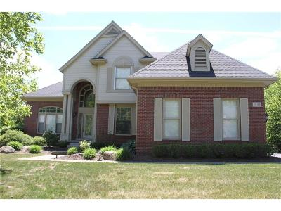 West Bloomfield, West Bloomfield Twp Single Family Home For Sale: 6545 Pembridge Hill