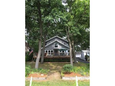 Sylvan Lake Single Family Home For Sale: 1549 Lakeview Avenue
