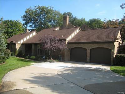Dearborn Condo/Townhouse For Sale: 9 Millrace Court