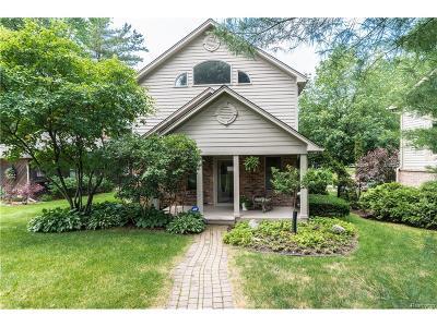 Commerce Single Family Home For Sale: 8344 Lagoon Street
