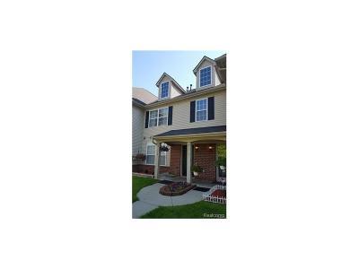 Salem, Salem Twp, Canton, Canton Twp, Plymouth, Plymouth Twp Rental For Rent: 4171 Berkeley Avenue