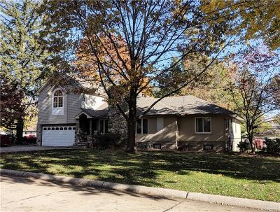 Clawson Single Family Home For Sale: 745 S Batchewana Avenue