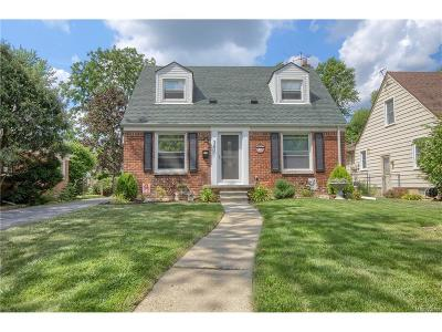 Plymouth Single Family Home For Sale: 361 N Evergreen Street