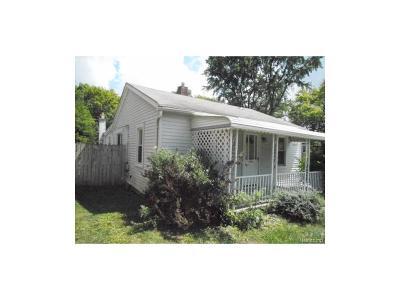 Dearborn Heights Single Family Home For Sale: 4119 Polk Street