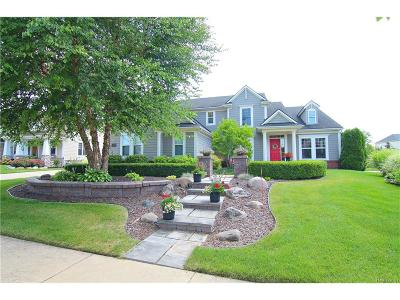 Commerce Twp Single Family Home For Sale: 5711 Strawberry Circle