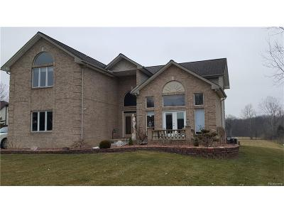 Huron Twp Single Family Home For Sale: 22137 Otter Road