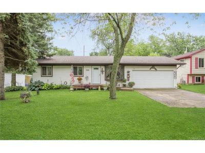 West Bloomfield, West Bloomfield Twp Single Family Home For Sale: 3589 Knollview