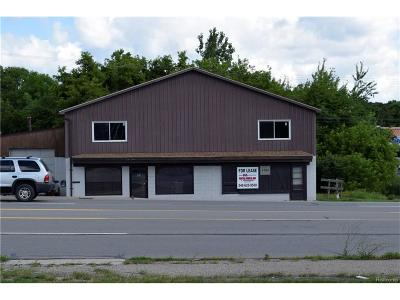 Commercial Lease For Lease: 6785 Highland Road