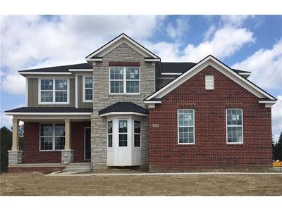Rochester Hills Single Family Home For Sale: 1178 Prescott Drive