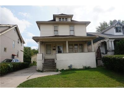 Highland Park Single Family Home For Sale: 242 N McLean
