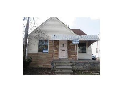 Macomb County, Oakland County, Wayne County Single Family Home For Sale: 18591 Brinker