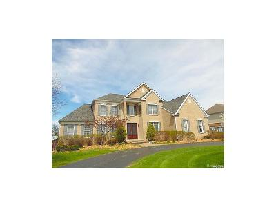 Milford Twp Single Family Home For Sale: 3076. Exeter Dr