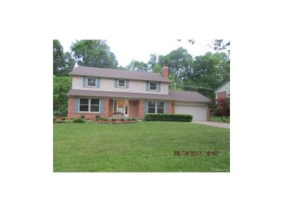Farmington Single Family Home For Sale: 35687 Johnstown Road