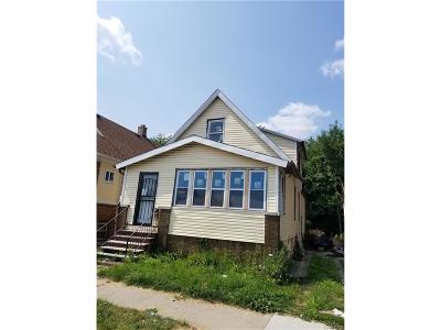 Hamtramck Single Family Home For Sale: 2339 Denton Street