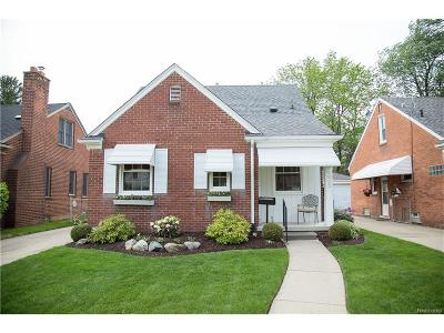Dearborn Single Family Home For Sale: 1005 Mayburn St