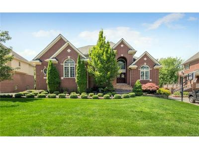 West Bloomfield, West Bloomfield Twp Single Family Home For Sale: 5554 Hampshire Drive