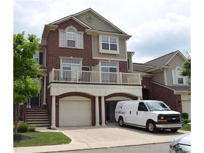 West Bloomfield, West Bloomfield Twp Condo/Townhouse For Sale: 6615 Berry Creek Lane #35