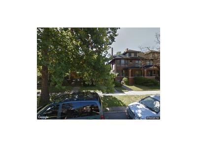 Highland Park Multi Family Home For Sale: 217 Elmhurst Street