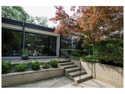 Detroit Condo/Townhouse For Sale: 1328 Nicolet