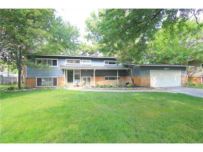 Commerce Single Family Home For Sale: 1807 Big Trail Road