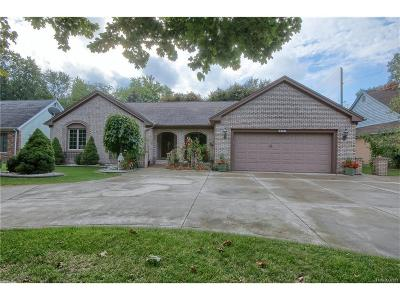 Livonia Single Family Home For Sale: 18937 Wayne Road