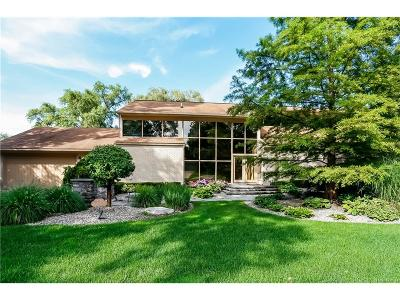 West Bloomfield, West Bloomfield Twp Single Family Home For Sale: 5108 Chestershire