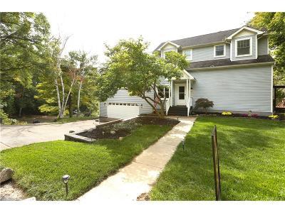Northville Single Family Home For Sale: 46161 Frederick Street